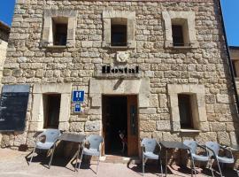 Hostal Fuentestrella, hotel en Burgos