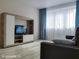 Uralskaya, apartment in Kaliningrad