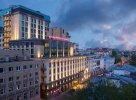 Меркюр Москва Павелецкая, отель в Москве