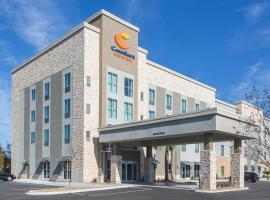 Comfort Suites North Charleston - Ashley Phosphate, hotel in Charleston