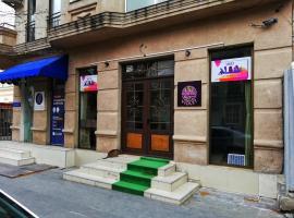 Hostel Violet, hostel in Tbilisi