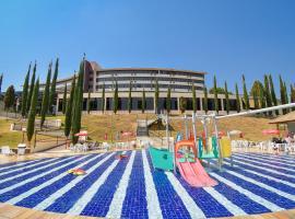 Golden Park All Inclusive Poços de Caldas, hotel perto de Praça Pedro Sanches, Poços de Caldas