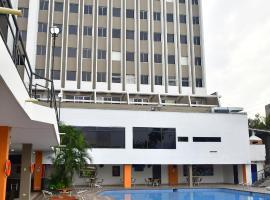 Hotel Tonchalá, hotel in Cúcuta