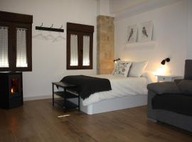 Barbacana, dieciocho, apartamento en Baeza