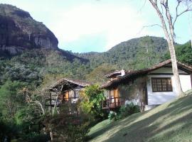 Casa Villa Lozano -Paraíso nas Montanhas de Itaipava, pet-friendly hotel in Petrópolis