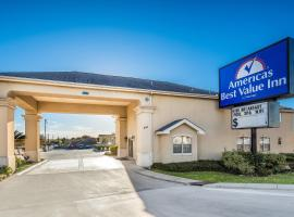 Americas Best Value Inn New Braunfels, hotel near Comal River Tubing, New Braunfels