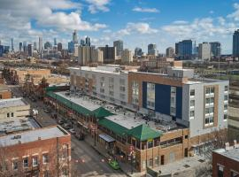 SpringHill Suites by Marriott Chicago Chinatown, hotel near Midway International Airport - MDW, Chicago