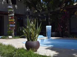 Pousada Flor D' Açucena, hotel with jacuzzis in Natal