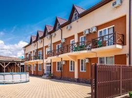 Гостиница Три Богатыря, отель в Лермонтове