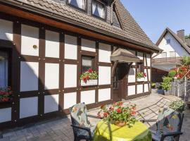 Cozy Holiday Home in Hallenberg with Terrace, budget hotel in Hallenberg