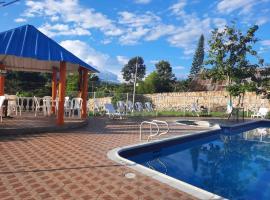 Club Campestre Remanso, отель в городе Ла-Серена