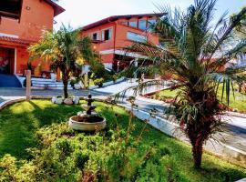 REFUGIO CRAVO CANELA, hotel em Campos do Jordão