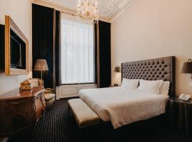 Hotel Manos Premier, hotel in Brussel