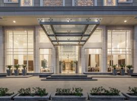 فندق قمر جدة Qamar Hotel Jeddah, hotel em Jeddah