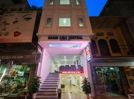Hanoi Aria Central Hotel & Spa, hotel near Ha Noi Train Station, Hanoi