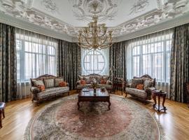 Akyan St.Petersburg, отель в Санкт-Петербурге