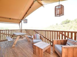 Salema Eco Camp, hotel en Salema
