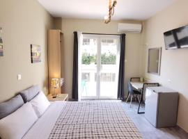 Achillion Hotel Piraeus, отель в Пирее