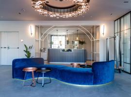 Modica Boutique Hotel, hotell i Modica