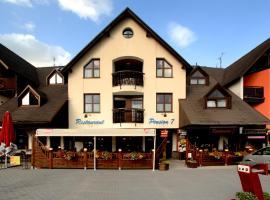 Wellness Pension 7, hotel v destinaci Harrachov