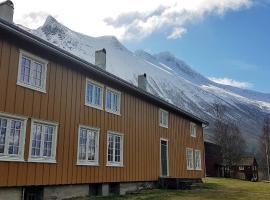 Lensmansgarden, apartment in Bø