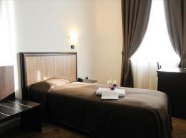 Hotel Chopin, hotel Genovában
