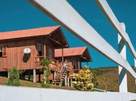 Paraíso Dos Cânions, cabin in Bom Jardim da Serra