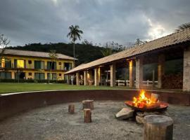 Espaço Casa na Rocha, hotel perto de Aeroporto Regional de São José dos Campos - SJK, São José dos Campos