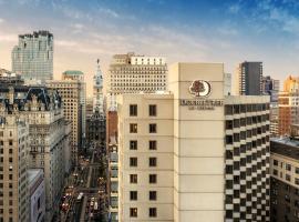 DoubleTree by Hilton Philadelphia Center City, pet-friendly hotel in Philadelphia