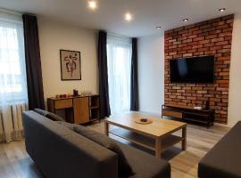 Apartament Grunwaldzka, self catering accommodation in Tuchola