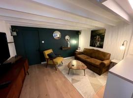 Charmant et spacieux studio (T1bis) - Bordeaux, Chartrons, hôtel à Bordeaux près de: Hangar 14 Centre des congrès et parc des expositions