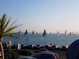 BEST WESTERN New Holmwood Hotel, hotel in Cowes