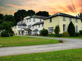 Best Western Lord Haldon Hotel, hotel in Exeter