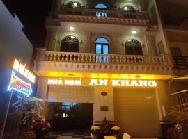 Hotel An Khang, hotell sihtkohas Can Tho