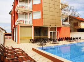 Семеен хотел Виа Лакус, хотел в Сапарева баня