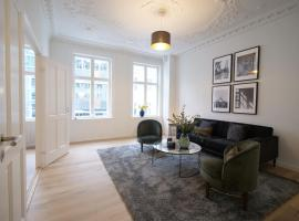 Absolute Deluxe Apartment on Kongens Nytorv, hotel in Copenhagen