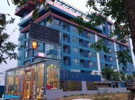 BlueTel Re'sidencE Bangkok IMPACT, hotel in Nonthaburi