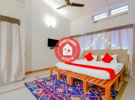 OYO 79674 Four Quartets Guest House, hotel in Guwahati