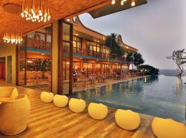 Thaproban Pavilion Resort and Spa - Level 1 Safe & Secure, hotel in Unawatuna