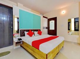 OYO 78449 Hotel Heera Palace, hotel near Jalmahal, Jaipur