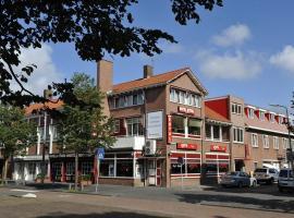 Hotel Royal, hotel in IJmuiden