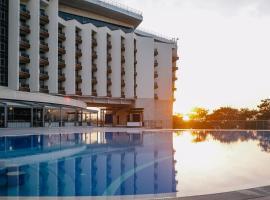 Метрополь Гранд Отель Геленджик, отель в Геленджике