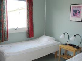 Suderbys Sommarlogi, hostelli Visbyssä