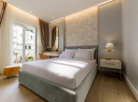Hotel Una, hotel Budvában