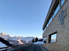 Alpenresort Walsertal, hotel in Damuls