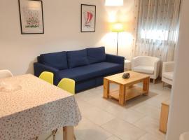 Apartamento en el centro de Reus, hotel cerca de Aeropuerto de Reus - REU,