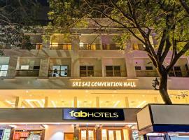 FabHotel GRK Comforts, hotel in Bangalore