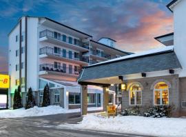 Super 8 by Wyndham Niagara Falls by the Falls, Hotel in Niagara Falls