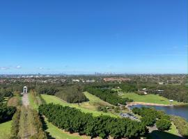 Parkside City View Residence in Sydney Olympic Park, hotel in Sydney