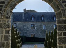 Domaine des Abbatiales Le Bono Golfe du Morbihan, hôtel au Bono
